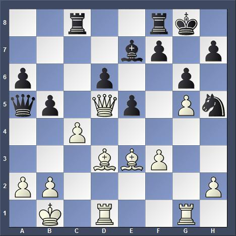 Schach Grand Prix Caruana Vachier-Lagrave