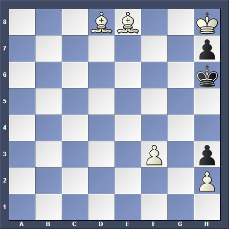 Schach Schachproblem Anderssen