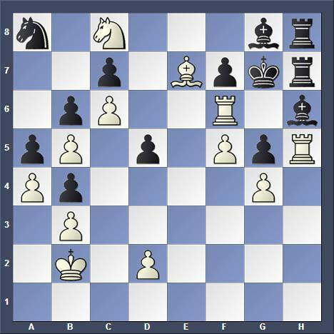 Schach Schachproblem Giegold
