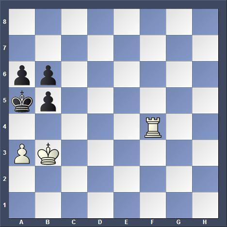 Schach Schachproblem Marquez