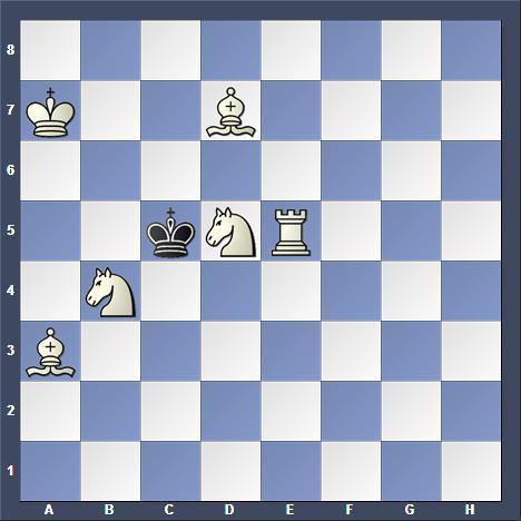Schach Schachproblem Johannes Paul II