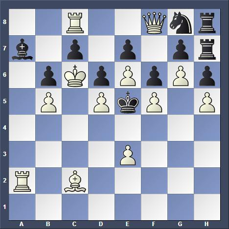 Schach Schachproblem Geisdorf