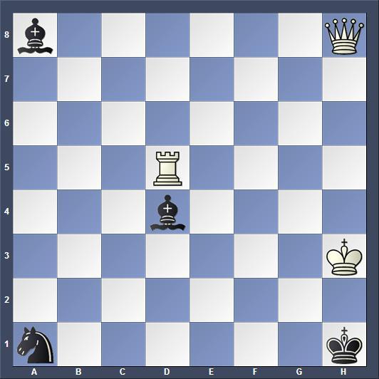 Schach Schachproblem Lehner