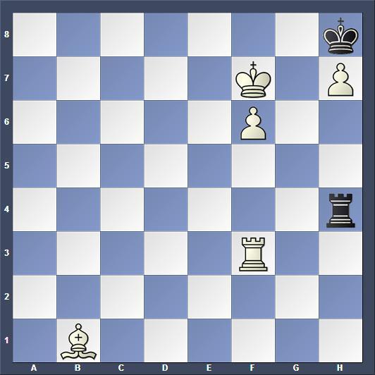 Schach Schachproblem Kuhn