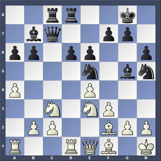 Schach Gibraltar Nakamura Topalov