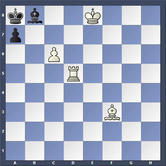 Schach Schachproblem Overath
