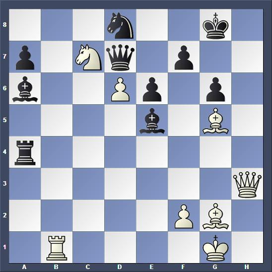 Schach Reykjavik Open Bisby Movsesian