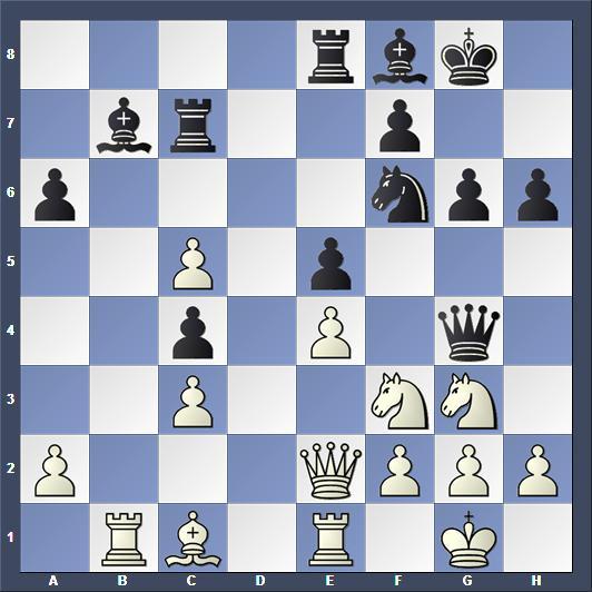 Schach Reykjavik Open Maze Hagen