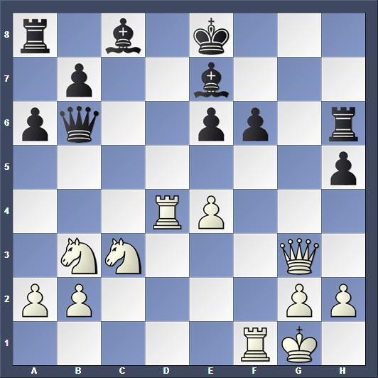 Schach Reykjavik Open Grandelius Galego