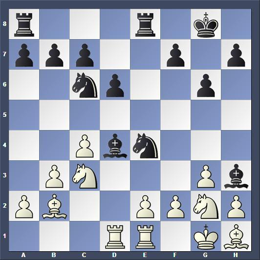Schach Reykjavik Open L'ami Mamedyarov