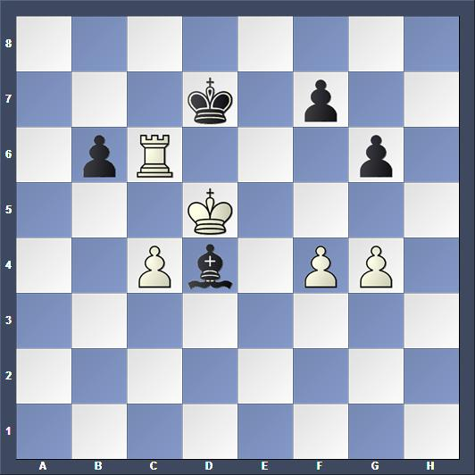 Schach Reykjavik Open Maze Colovic
