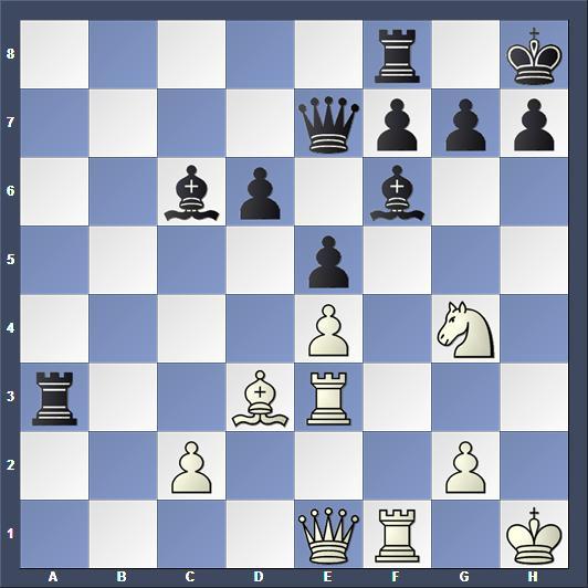 Schach Reykjavik Open Navara Fier