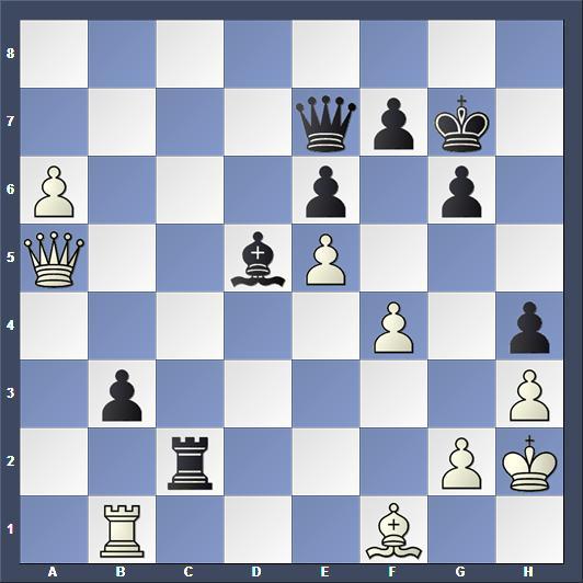 Schach Reykjavik Open L'Ami Eljanov