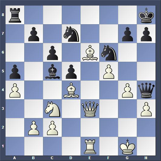 Schach Reykjavik Open Navara Danielsen