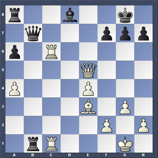 Schach Bundesliga Piorun Inarkiev