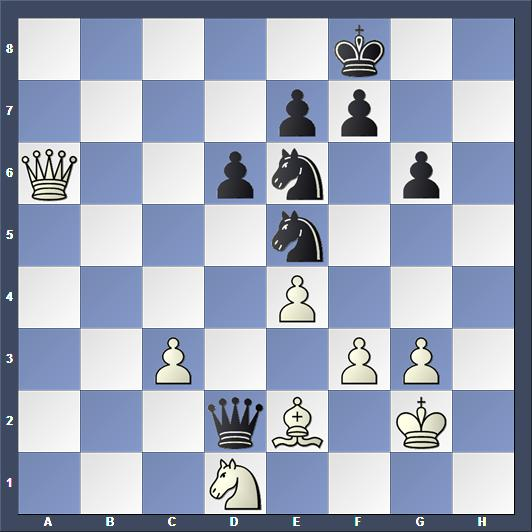 Schach Bundesliga Zeller Maiwald