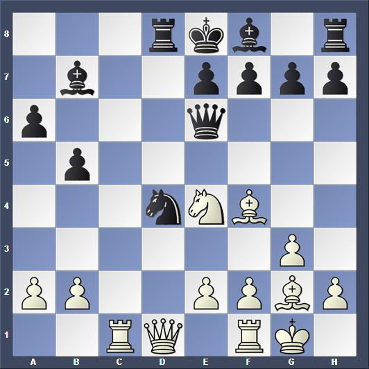 Schach Reykjavik Open Gupta Hitzler