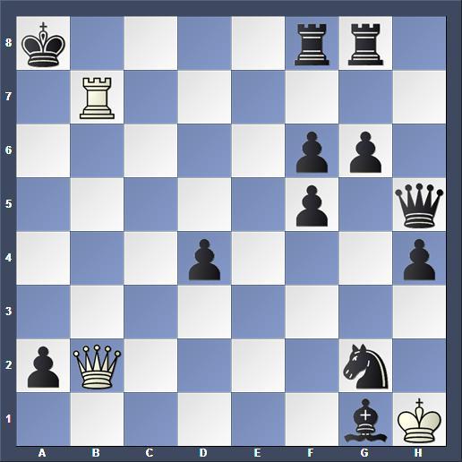 Schach Schachproblem Wittwer