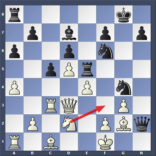 Schach Saint Louis Troff Nakamura