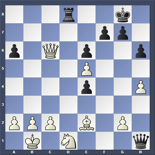 Schach Saint Louis Short Kasparov