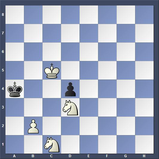 Schach Schachproblem Tawerjani