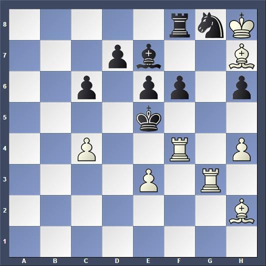 Schach Schachproblem Andersson