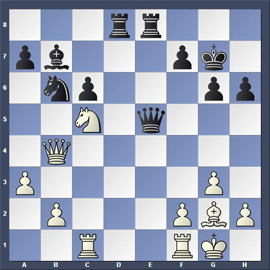 Schach Grand Prix Khanty-Mansiysk Nakamura Vachier-Lagrave