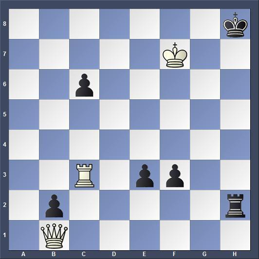 Schach Schachproblem Wlassow