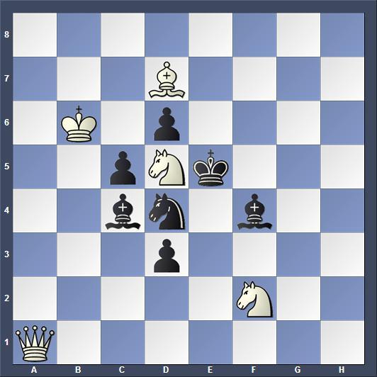 Schach Schachproblem Dobrusky