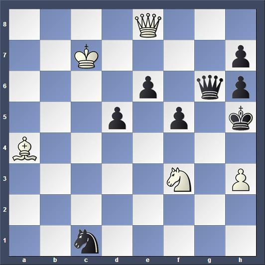 Schach Schachproblem Sladek