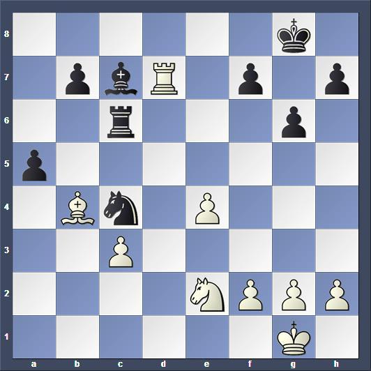 Schach Schachturnier Dortmund Nisipeanu Caruana