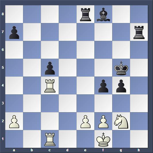 Schach Schachturnier Biel Eljanov Navara