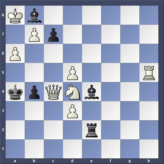 Schach Schachproblem Palitzsch