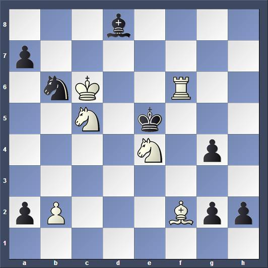 Schach Schachproblem Eichstädt