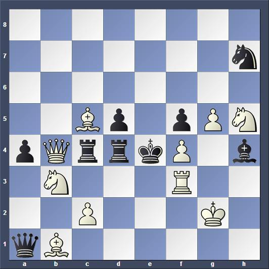 Schach Schachproblem Popp