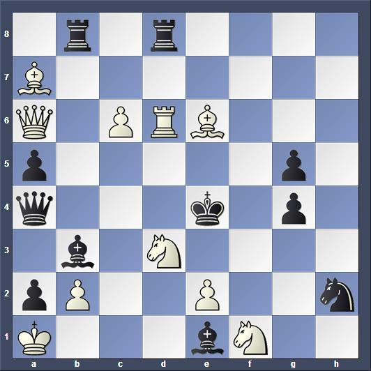 Schach Schachproblem Mörtzsch