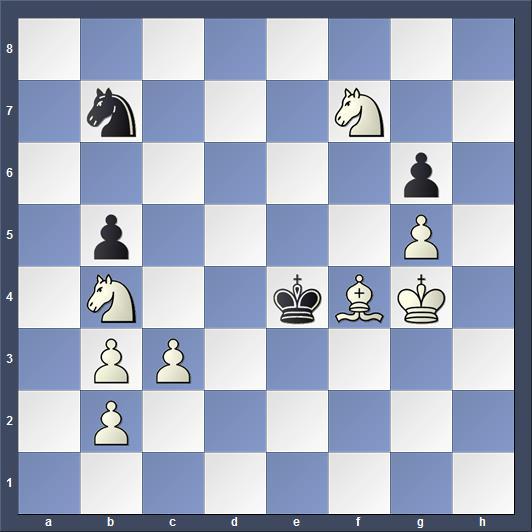 Schach Schachproblem Sackmann