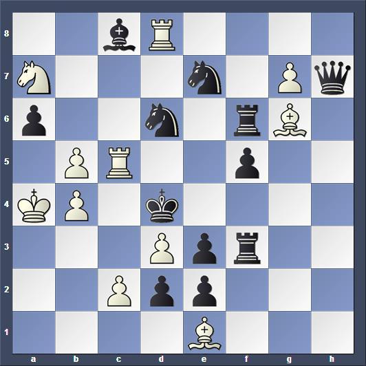 Schach Schachproblem Halumbirek