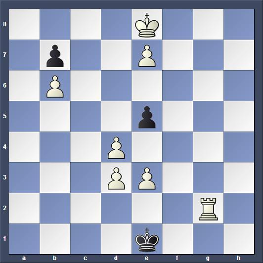 Schach Schachproblem Junker