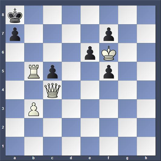 Schach Schachproblem Hermann