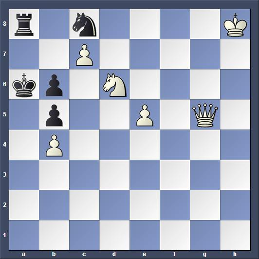 Schach Schachproblem Cheney
