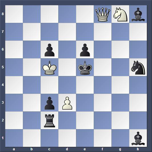 Schach Schachproblem Hirst
