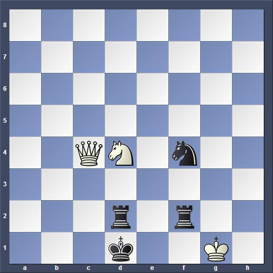 Schach Studie Nadareischwili