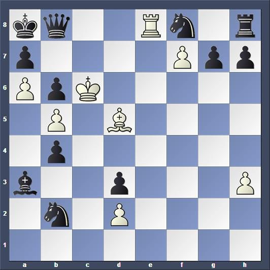 Schach Schachproblem Planck