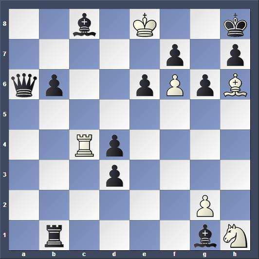 Schach Studie Rusinek