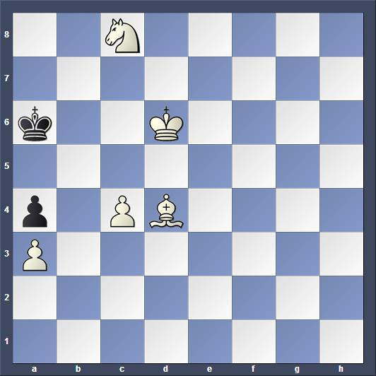 Schach Schachproblem Herlin