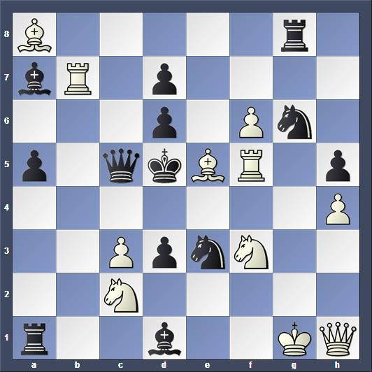 Schach Schachproblem Fink