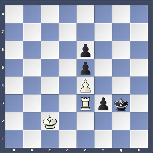 Schach Studie Peckover