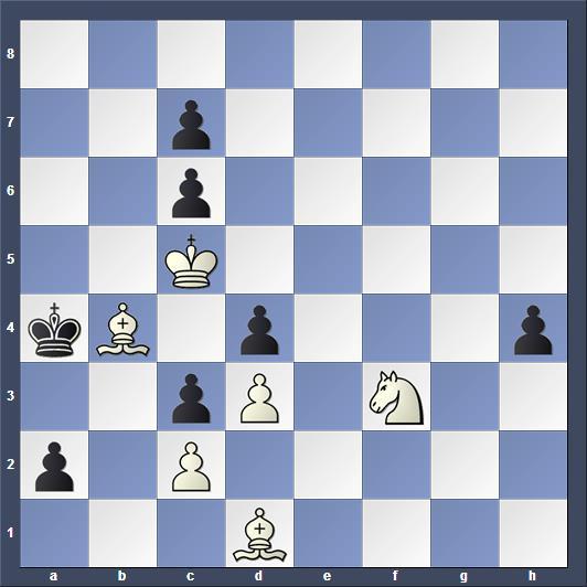 Schach Schachproblem Orlimont