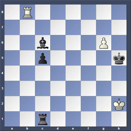 Schach Studie Herbstmann